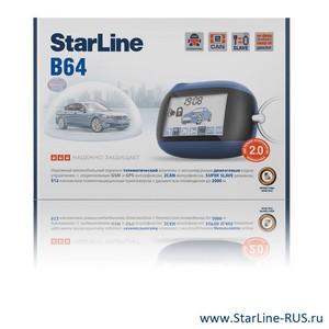 StarLine B64 2xCAN