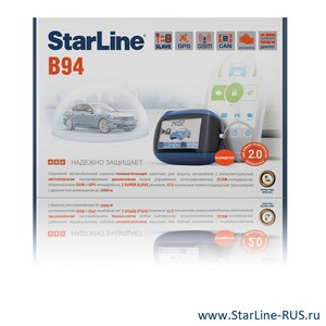 StarLine B94 2xCAN GSM GPS