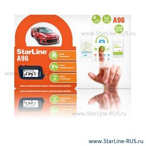 StarLine A96 BT 2CAN+2LIN GSM GPS