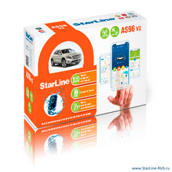 StarLine AS96 v2 2CAN+4LIN LTE GPS