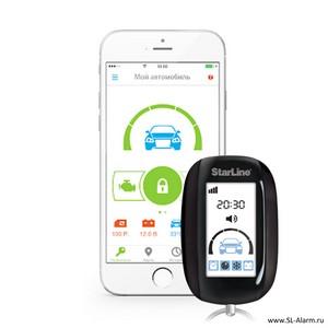 StarLine B96 BT 2CAN+2LIN GSM GPS