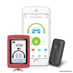 StarLine D97 2SIM LTE-GPS
