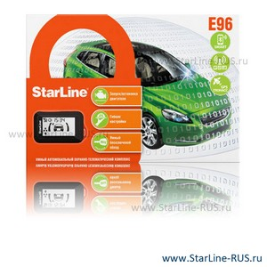 StarLine E96 BT GSM GPS #1
