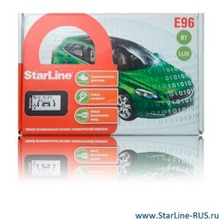 StarLine E96 BT Lux