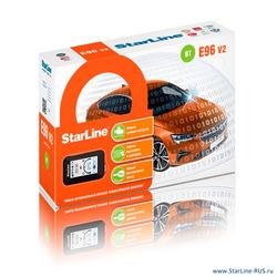 StarLine E96 v2 BT 2CAN+4LIN 2SIM GSM GPS