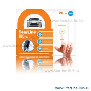 StarLine i96 CAN Smart